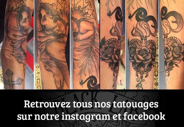 Meilleur Tatoueur Marseille Salon De Tatouage 13012 Black Lab Tattoo